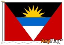 - ANTIGUA AND BARBUDA ANYFLAG RANGE - VARIOUS SIZES